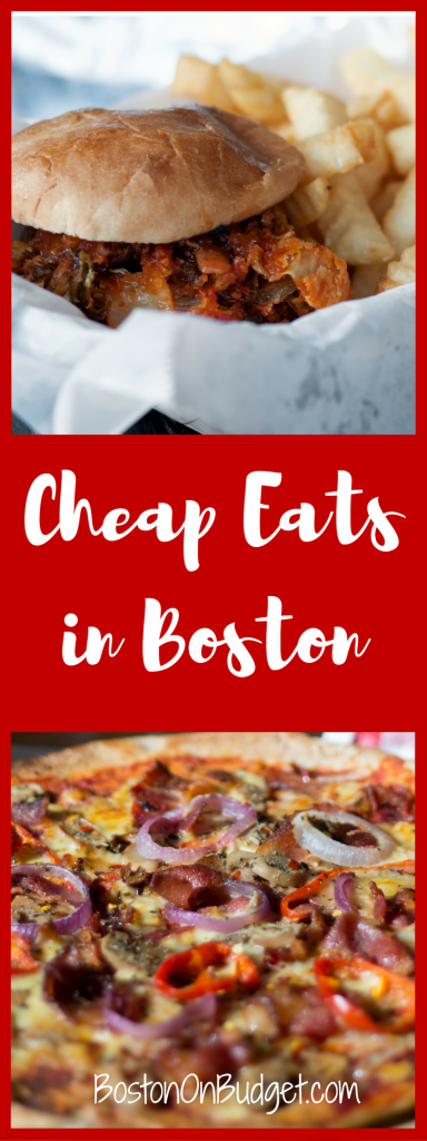 Boston Food Specials and Drink Deals