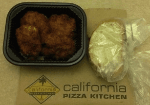 Free Small Bites At California Pizza Kitchen Boston On Budget