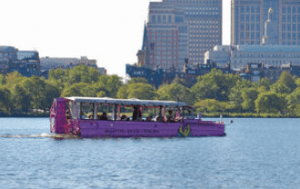 duck tour tickets through goldstar boston for $ 21 43 a person woo