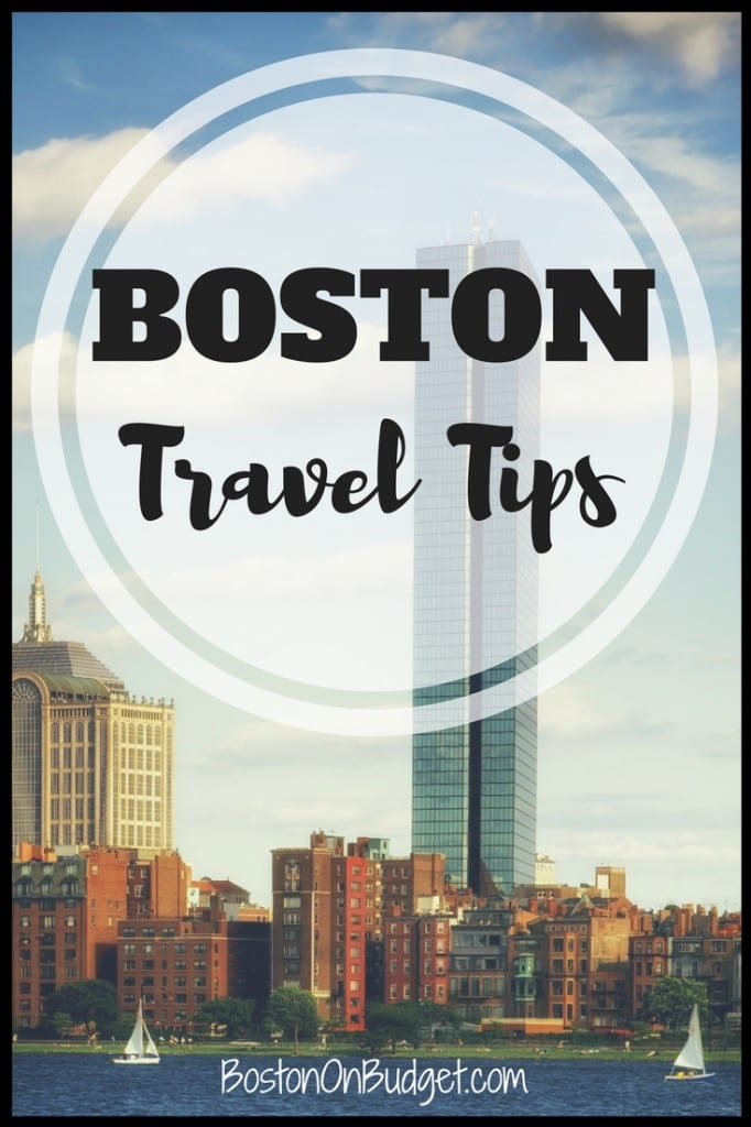 Boston Visitor Guide and Travel Tips for Boston Visitors