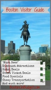 Boston Visitor Guide