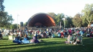 DCR Hatch Shell Boston Events