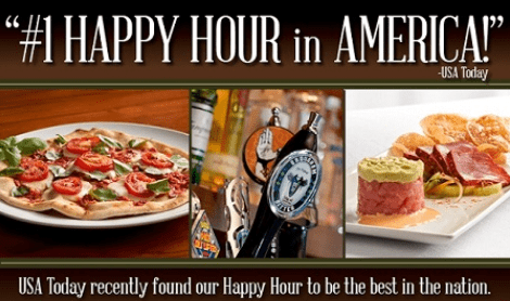 Free Happy Hour Food Item at McCormick and Schmick39;s  Boston on