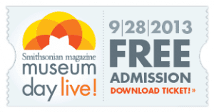 Smithsonian Magazine Free Museum Day
