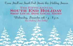 South End Holiday Stroll