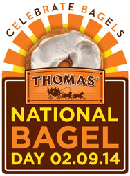 Thomas National Bagel Day