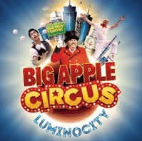 Big Apple Circus Ticket Information Based in New York City, the aptly named Big Apple Circus takes its show on the road around the country, spreading delight wherever the big top lands. The show has entertained families for decades with its classic circus performances.
