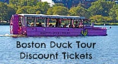 Boston Duck Tour Boat