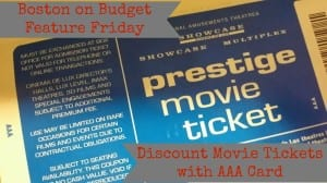 FF AAA Movie Tickets