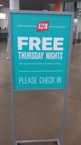 ICA Free Thursday Nights