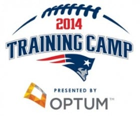 Pats Free Training Camp 2014