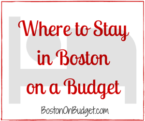 Cheap Boston Hotels