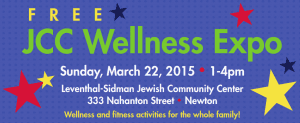 JCC in Newton Wellness Expo