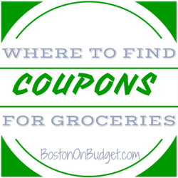 Where to Find Coupons 4