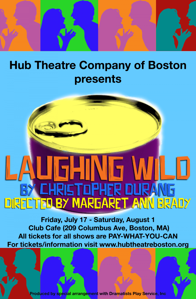 Poster - Laughing Wild