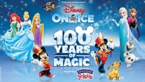 Disney on Ice Boston, DCU