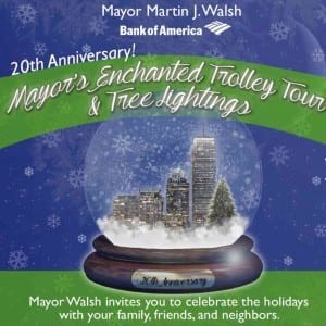 Holiday Events in Boston 2015