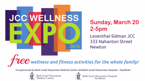 Wellness Expo Boston JCC