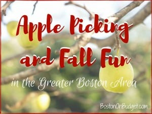 Boston Apple Picking and Local Farms