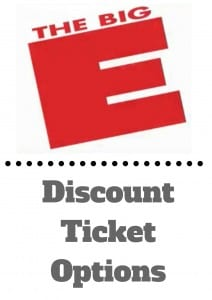 Discount Tickets to The Big E