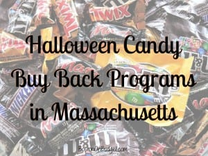 Candy Buy Back Programs in Boston