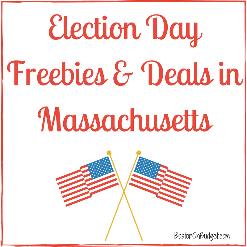 Election day freebies in ct