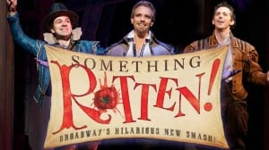 Discount Tickets for Something Rotten Boston