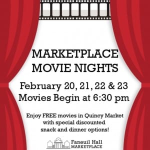 Marketplace Movie Nights
