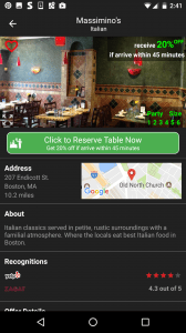 GoPapaya Boston Restaurants Deals