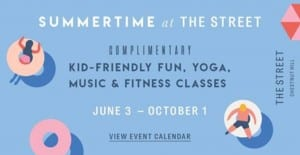 Free Events at the Street this Summer in Boston