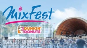 Free Concert in Boston with MixFest 2017
