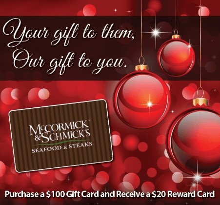mccormick - Christmas Gift Card Deals