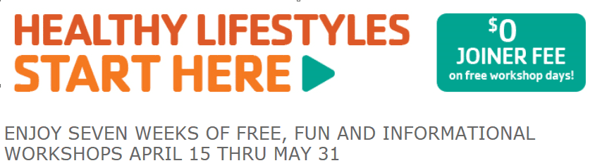 YMCA Healthy Lifestyles