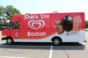Good Humor Boston Truck