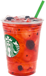 starbucks refresher