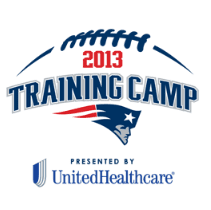 2013 Patriots Training Camp
