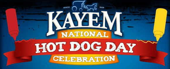 Kayem Hot Dog Day Boston