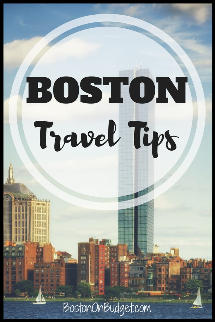 tips for boston visitors