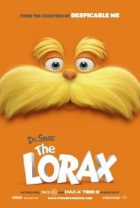 The Lorax Movie Poster