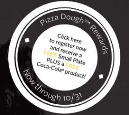 CPK Pizza Dough Rewards