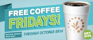 Free Coffee Cumberland Farms