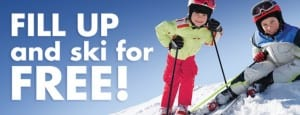 Irving Gas Ski Promotion