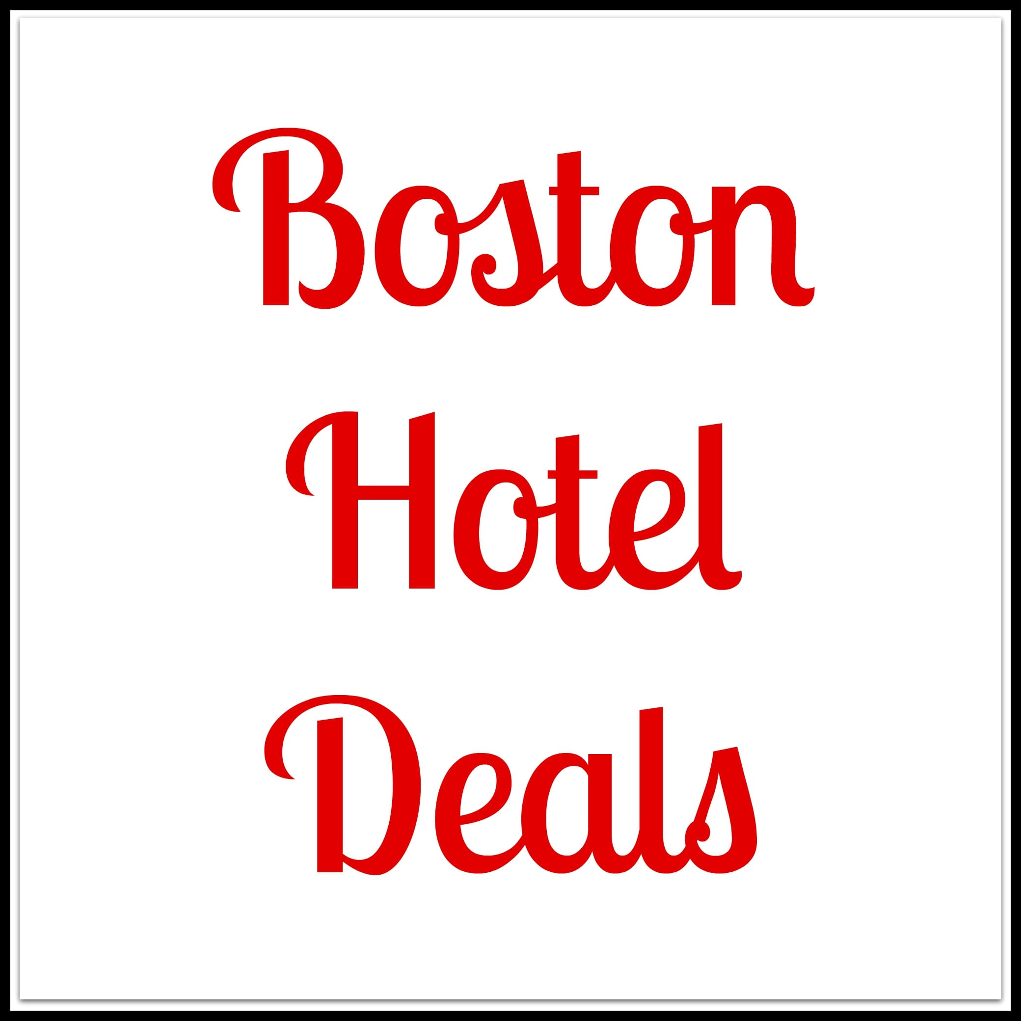 Boston Hotel Deals With Groupon Getaways
