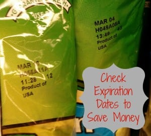 Expiration Dates Salad