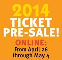 Canobie Lake Pre-Sale Tickets