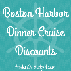 Boston Harbor Dinner Cruises