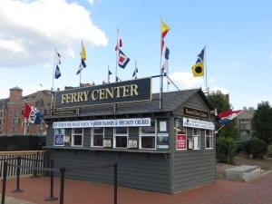 Boston Harbor Islands Ferry Tickets Center