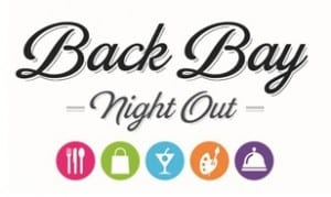 Back Bay Night Out 2015 Boston