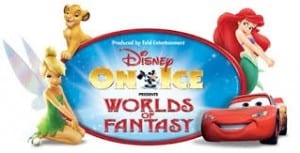 Disney On Ice World of Fantasy Boston