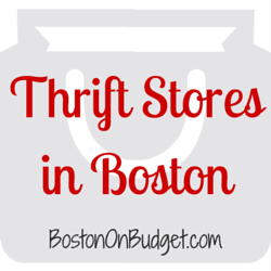 Thrift Stores Boston